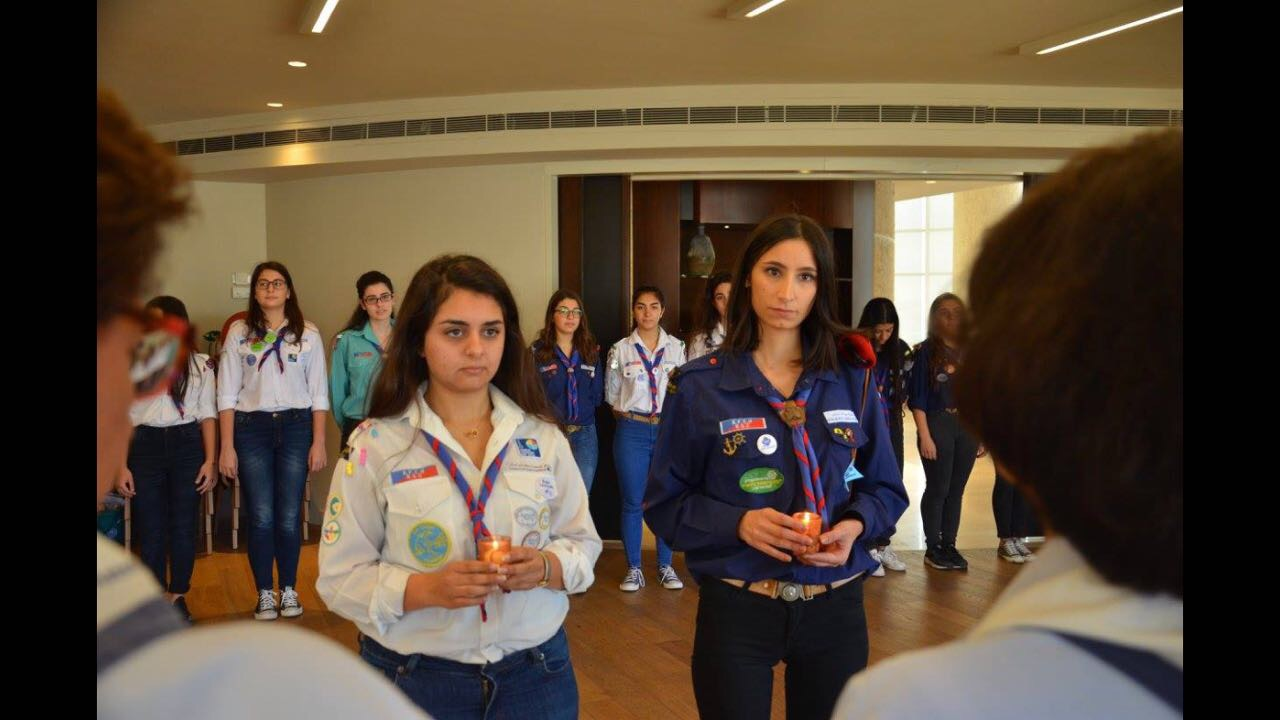 Lebanese Girl Scout association General Assembly