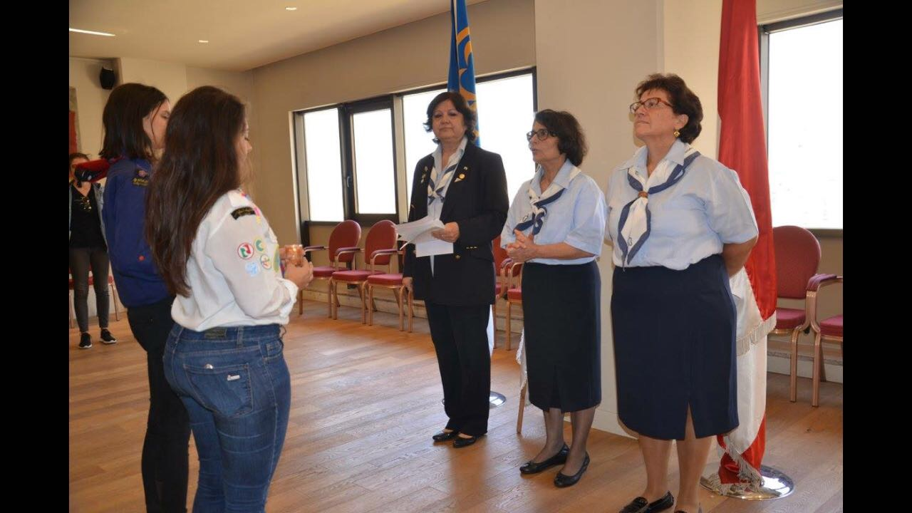 Lebanese Girl Scout association General Assembly